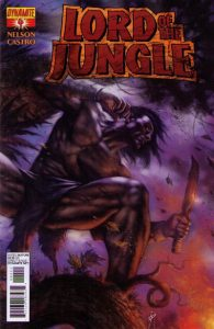 Lord of the Jungle #4 (2012)