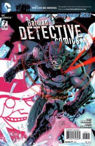 Detective Comics #7 (2012)