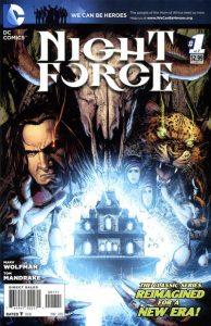 Night Force #1 (2012)