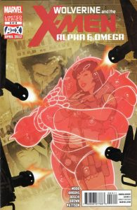 Wolverine and the X-Men: Alpha and Omega #3 (2012)