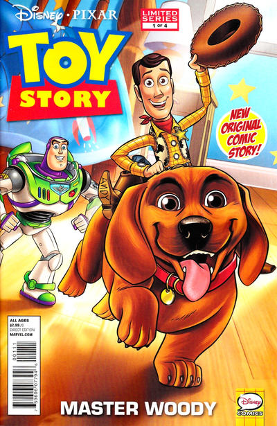 Toy Story #1 (2012)