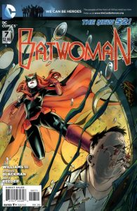 Batwoman #7 (2012)