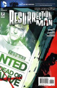Resurrection Man #7 (2012)