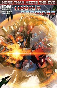 The Transformers: More Than Meets the Eye #3 (2012)