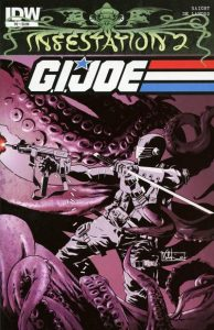 Infestation 2: G.I. Joe #2 (2012)