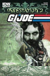 Infestation 2: G.I. Joe #1 (2012)