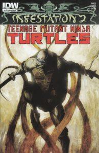 Infestation 2: Teenage Mutant Ninja Turtles #2 (2012)
