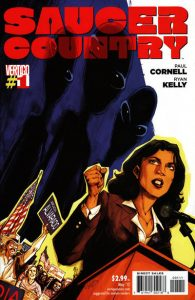 Saucer Country #1 (2012)