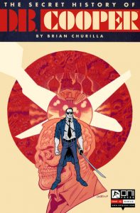 The Secret History of D.B. Cooper #1 (2012)
