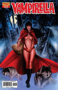 Vampirella #15 (2012)