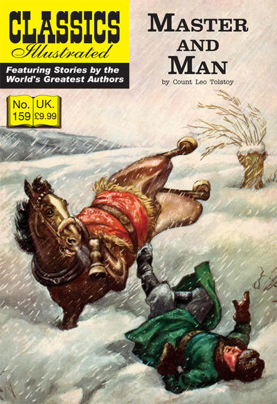Classics Illustrated (UK) #159 (2012)