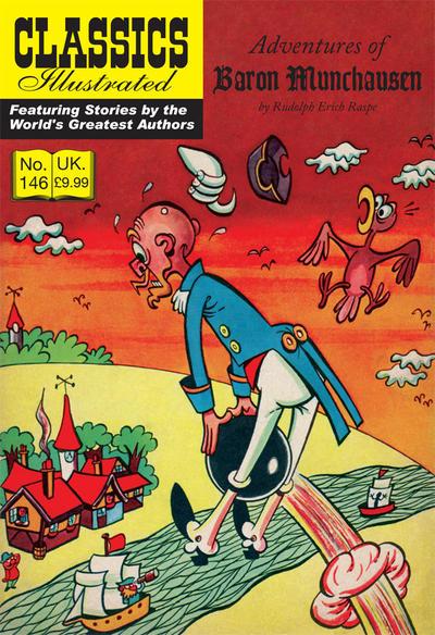 Classics Illustrated (UK) #146 (2012)