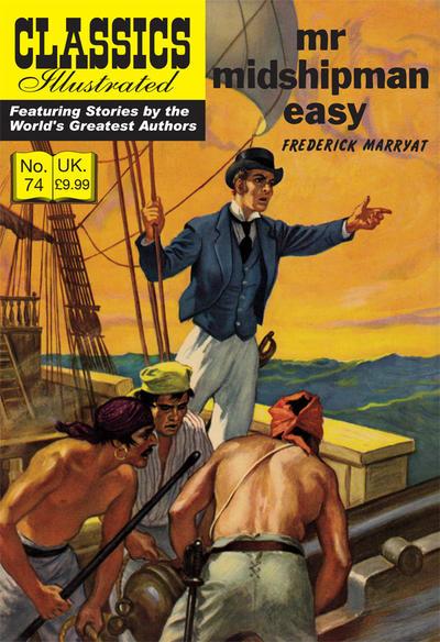 Classics Illustrated (UK) #74 (2012)
