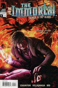 The Immortal: Demon in the Blood #4 (2012)