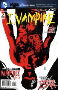 I, Vampire #7 (2012)