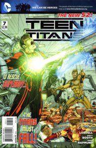 Teen Titans #7 (2012)