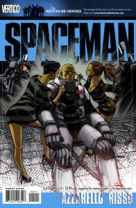 Spaceman #5 (2012)
