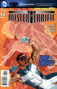 Mister Terrific #7 (2012)