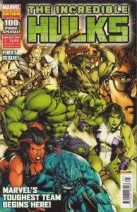 The Incredible Hulks #1 (2012)