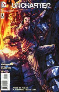 Uncharted #5 (2012)
