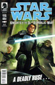 Star Wars: Knights of the Old Republic - War #3 (2012)