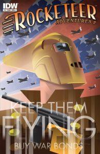 Rocketeer Adventures #1 (2012)