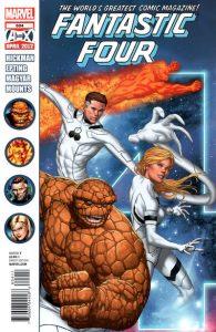 Fantastic Four #604 (2012)