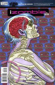 I, Zombie [iZombie] #23 (2012)