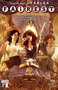 Fairest #1 (2012)