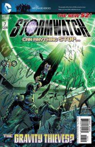 Stormwatch #7 (2012)