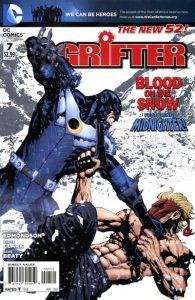 Grifter #7 (2012)