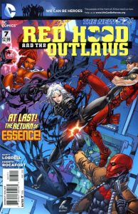 Red Hood and the Outlaws #7 (2012)
