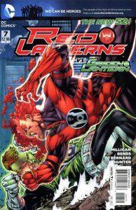 Red Lanterns #7 (2012)
