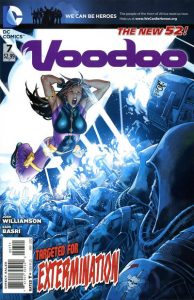 Voodoo #7 (2012)