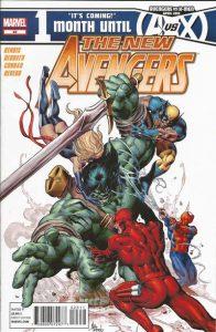 New Avengers #23 (2012)