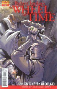 Robert Jordan's The Wheel of Time: The Eye of the World #23 (2012)