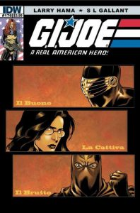 G.I. Joe: A Real American Hero #176 (2012)