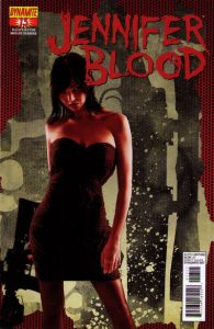 Jennifer Blood #13 (2012)