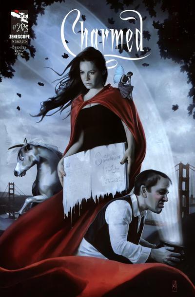Charmed #20 (2012)