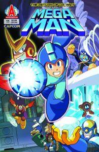 Mega Man #11 (2012)