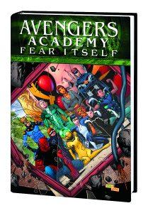 Fear Itself: Avengers Academy #[nn] (2012)