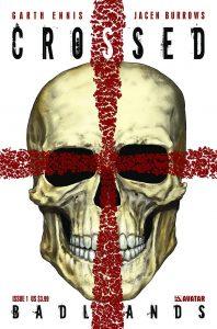 Crossed Badlands #1 (2012)