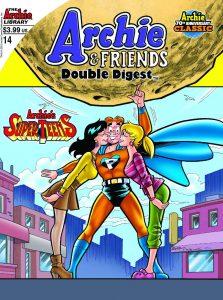 Archie & Friends Double Digest Magazine #14 (2012)
