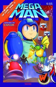 Mega Man #12 (2012)