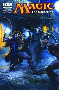 Magic: The Gathering #4 (2012)