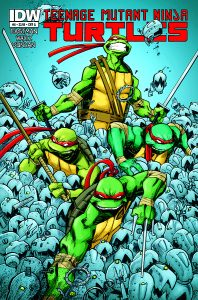 Teenage Mutant Ninja Turtles #8 (2012)