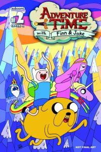 Adventure Time #2 (2012)