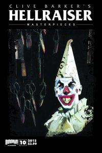 Clive Barker's Hellraiser Masterpieces #10 (2012)
