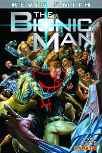 Bionic Man #8 (2012)