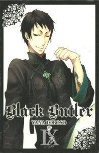 Black Butler #9 (2012)